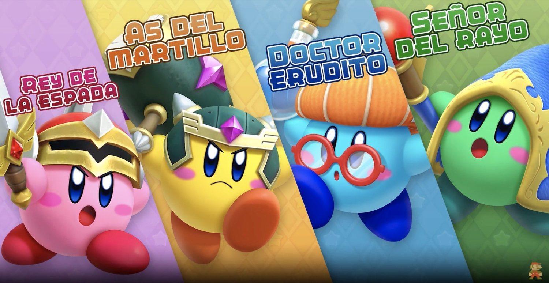 Gran equipo de Kirbys, sin duda.