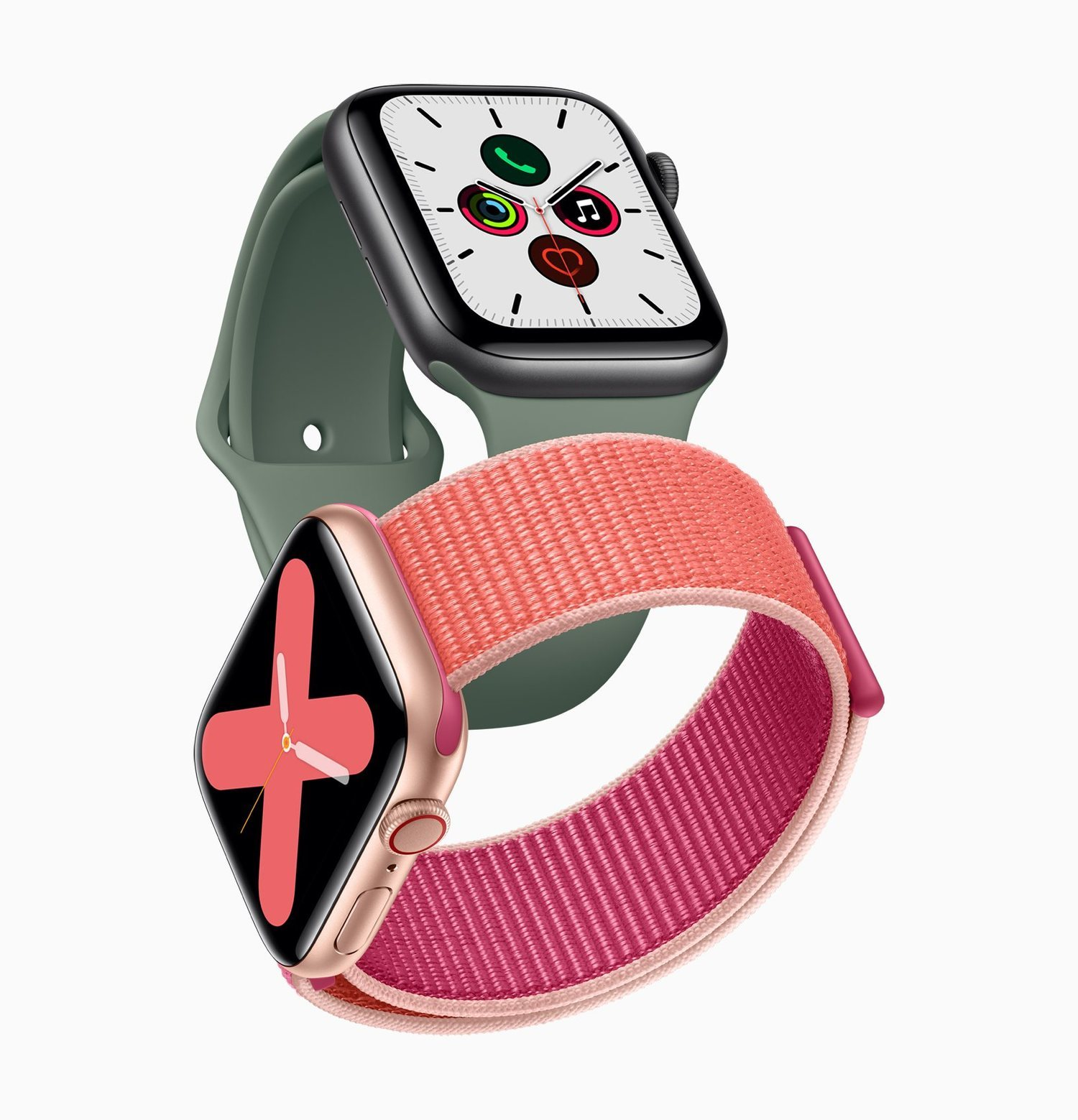 El nuevo Apple Watch Series 5