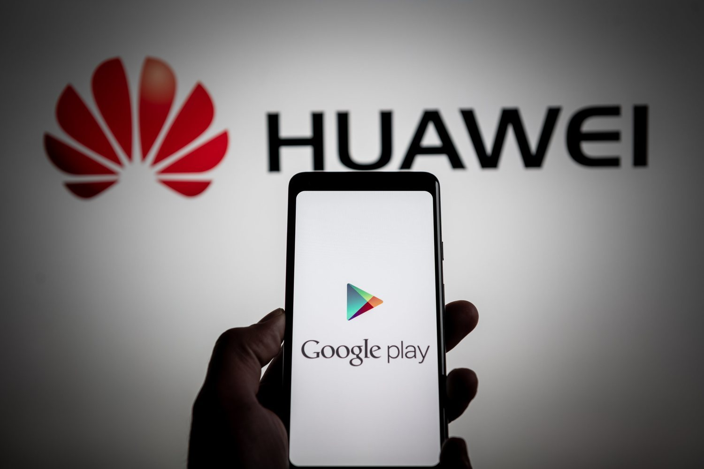 ¿Es el primer paso para ver un móvil Huawei separado de Google?