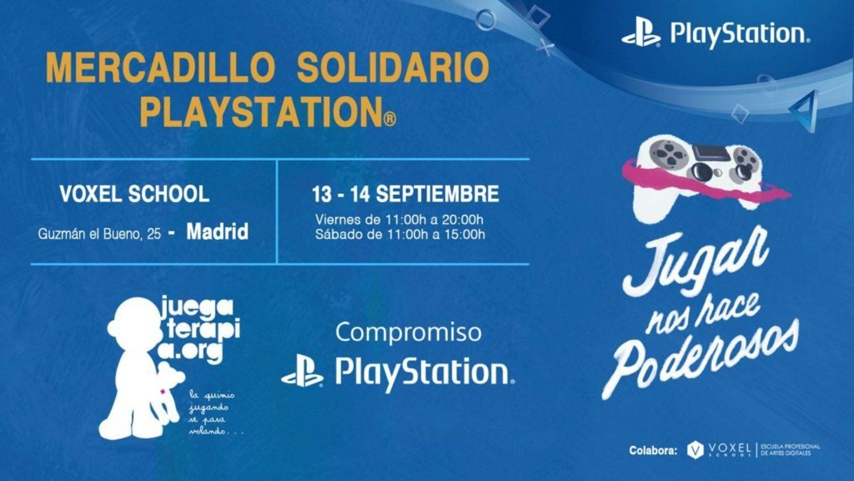 PlayStation se ha volcado con la iniciativa.