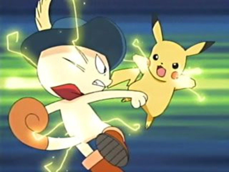 Después de haber derrotado tantas veces a un Meowth, ¿cómo es que Pikachu no pudo hacerlo con este?
