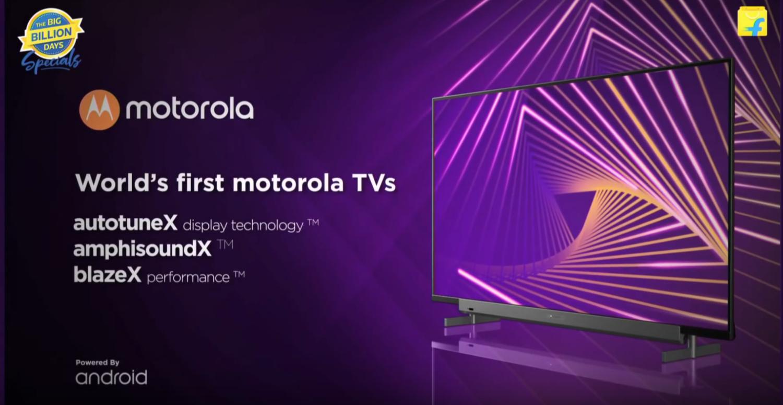 Nueva Motorola TV, pensada para el gaming.