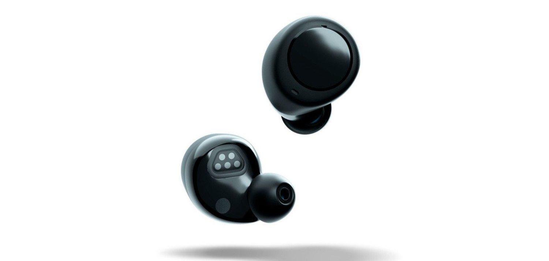 Los nuevos Echo Buds pretenden competir en la gama alta de auriculares.