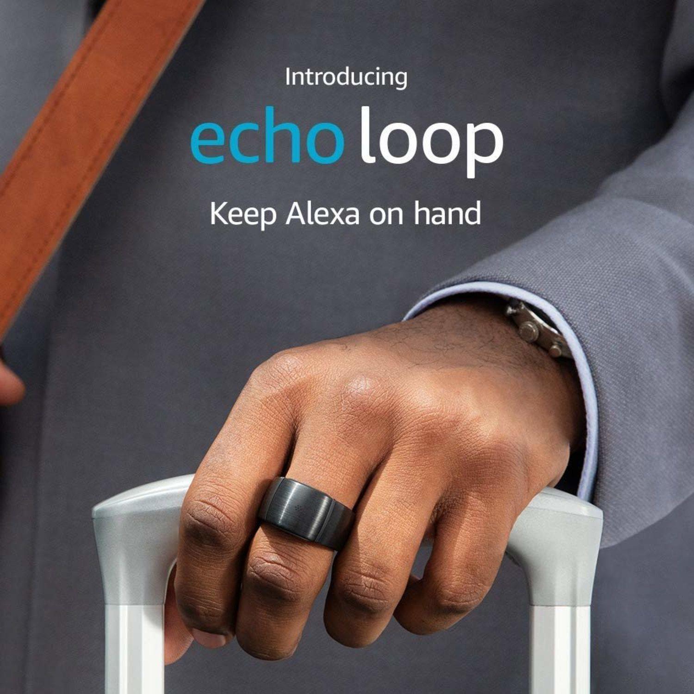 El Echo permite dar ordenes a Alexa, un asistente de voz.
