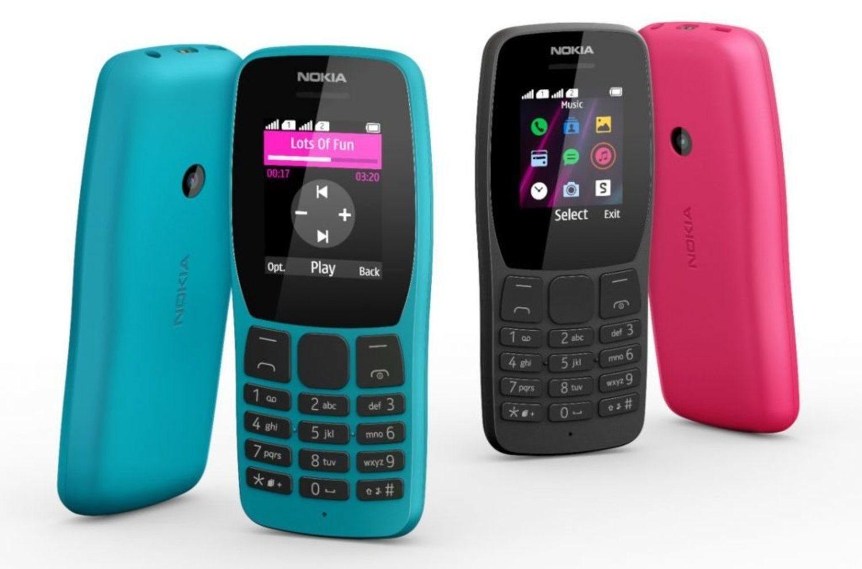 Nokia 110, con lo mínimo para los que piden lo mínimo.