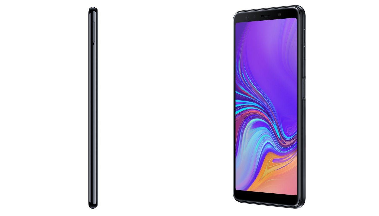 El Samsung A7 (2018) supera a su antecesor y mejora en pantalla al A8.