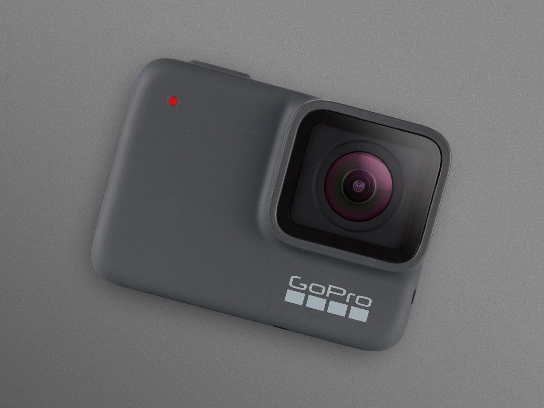 GoPro HERO 7 Silver se convierte en la gama intermedia que tiene