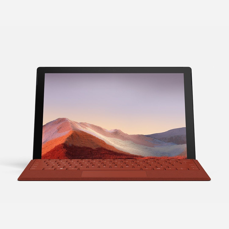 Surface Pro 7, un convertible con 12,3 pulgadas de pantalla.