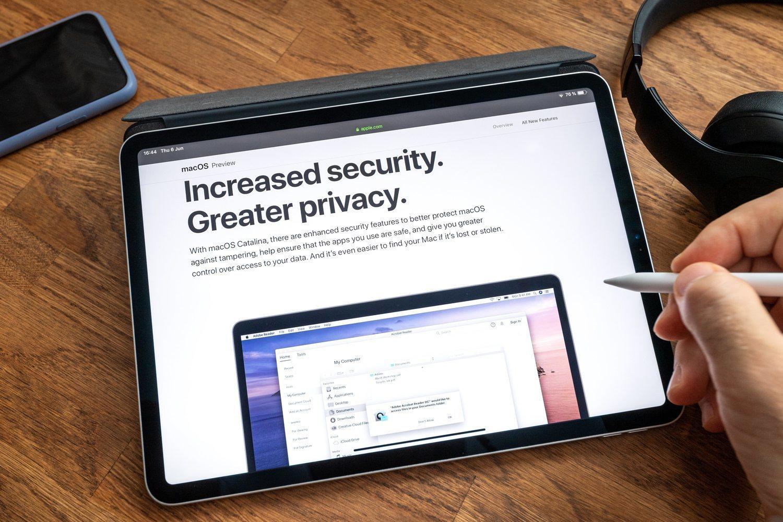La seguridad es uno de los aspectos más tratados en el nuevo macOS Catalina.