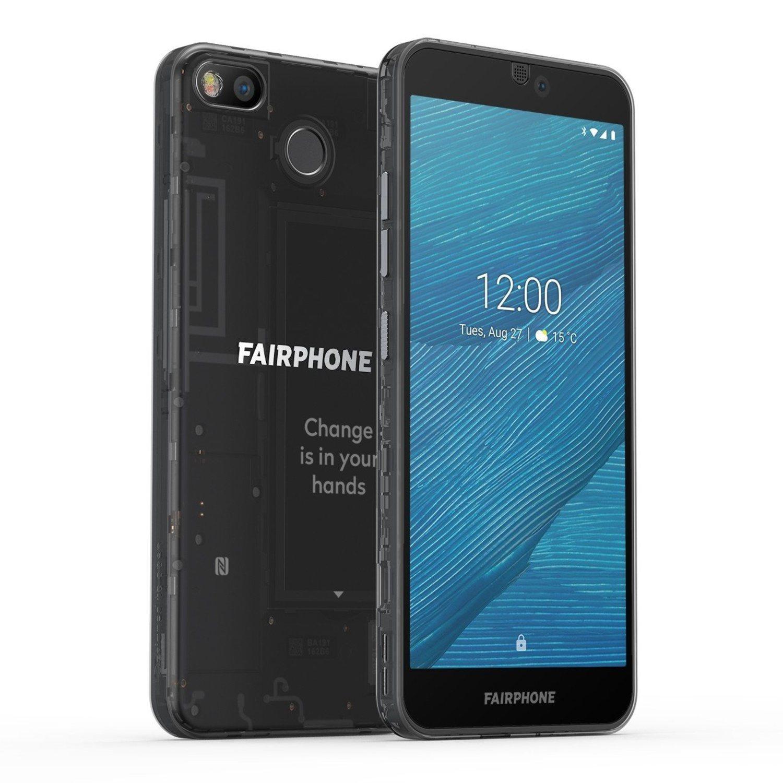El Fairphone 3 es un móvil top en lo que sostenibilidad se refiere.