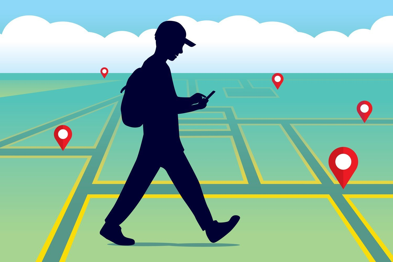 'Pokémon GO' hizo que caminar se convirtiera en un hábito para muchos usuarios.