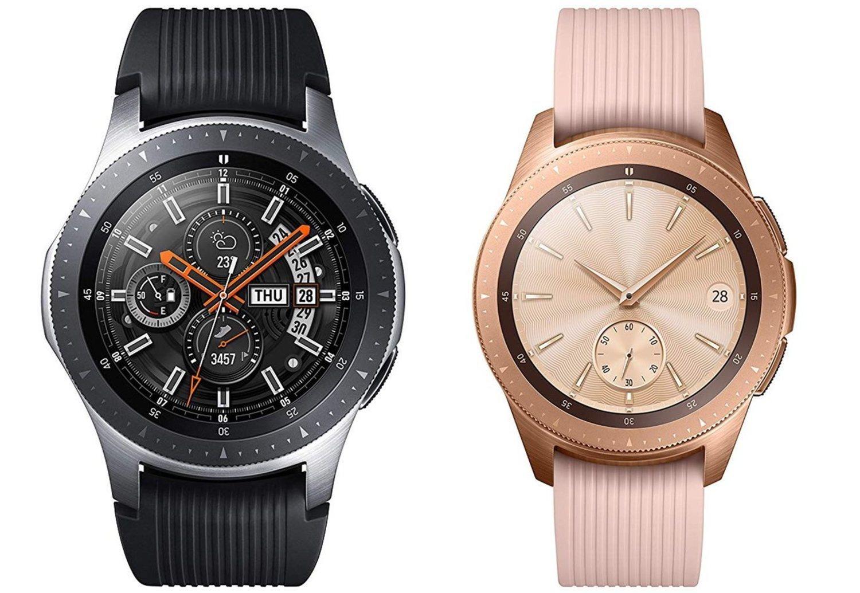 Galaxy Watch (46 y 42 mm), uno de los relojes más completos del mercado.
