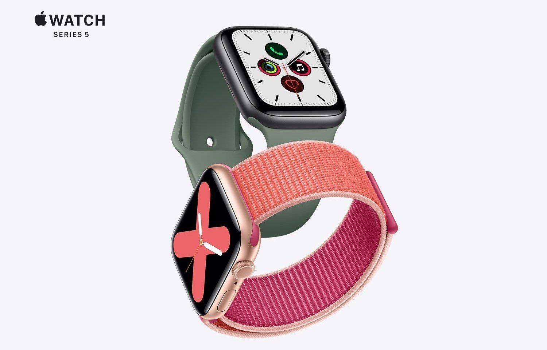Apple Watch Series 5, una apuesta segura.
