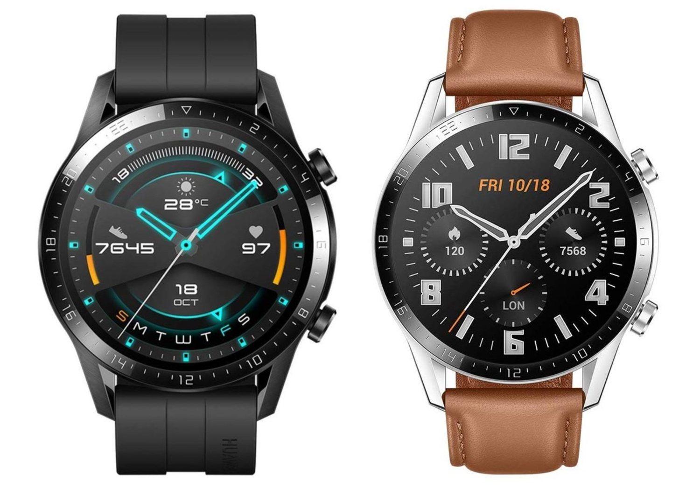 Huawei GT 2, un smartwatch con vocación deportiva.