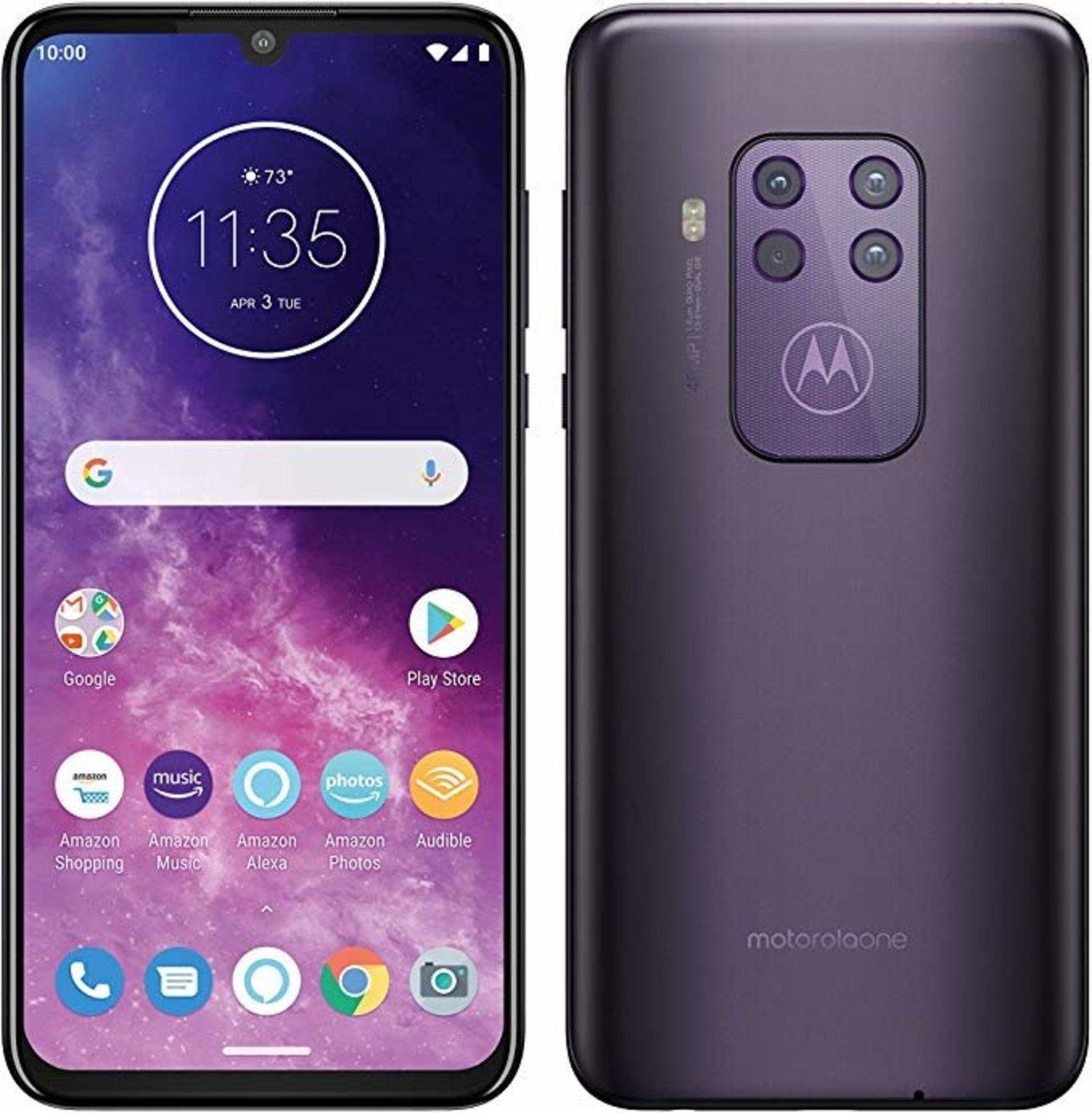 Motorola One Zoom, un referente de fotografía de que gama media tiene poco.