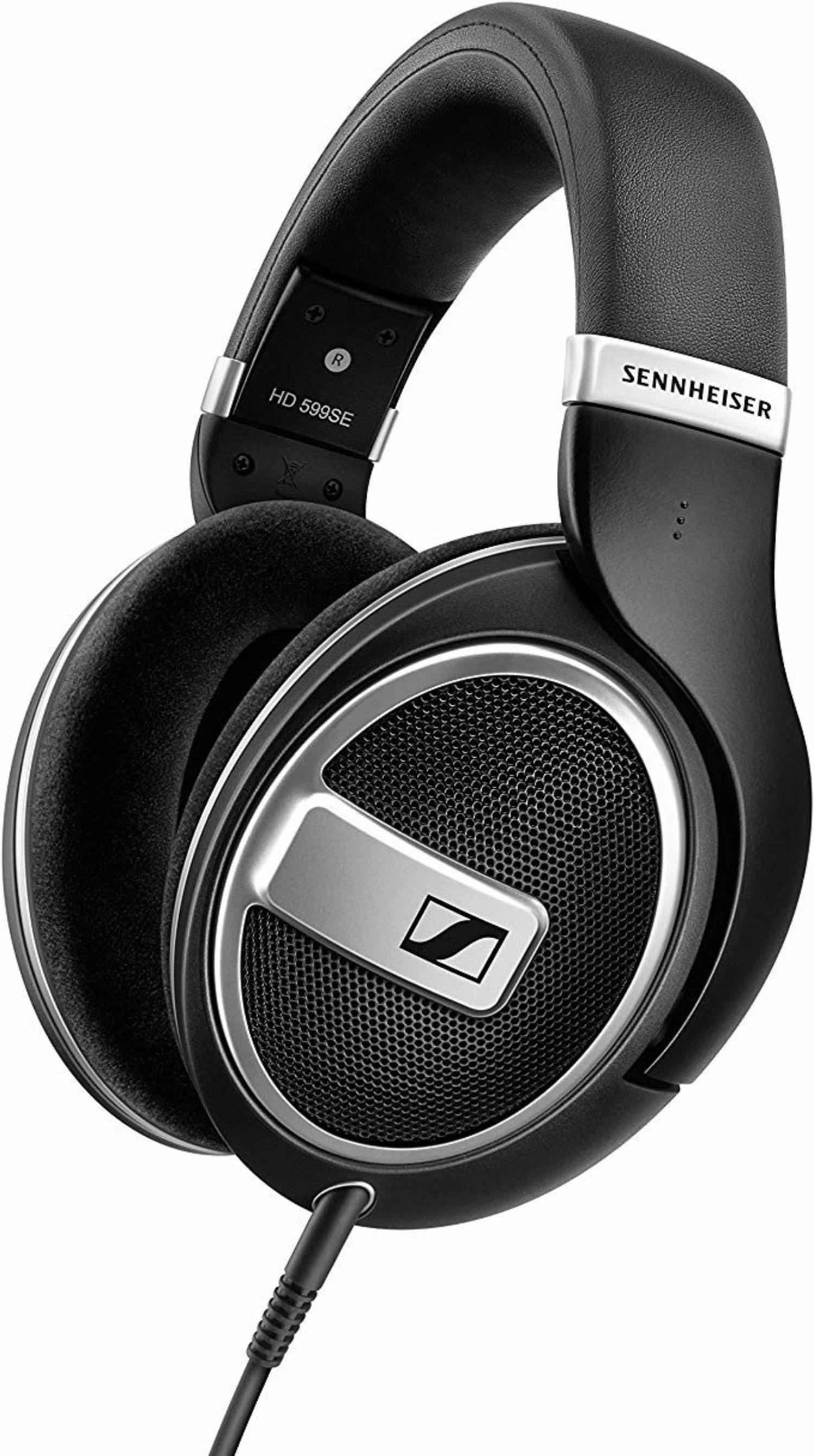 Sennheiser, auriculares de primera clase con gran cancelación de ruido.