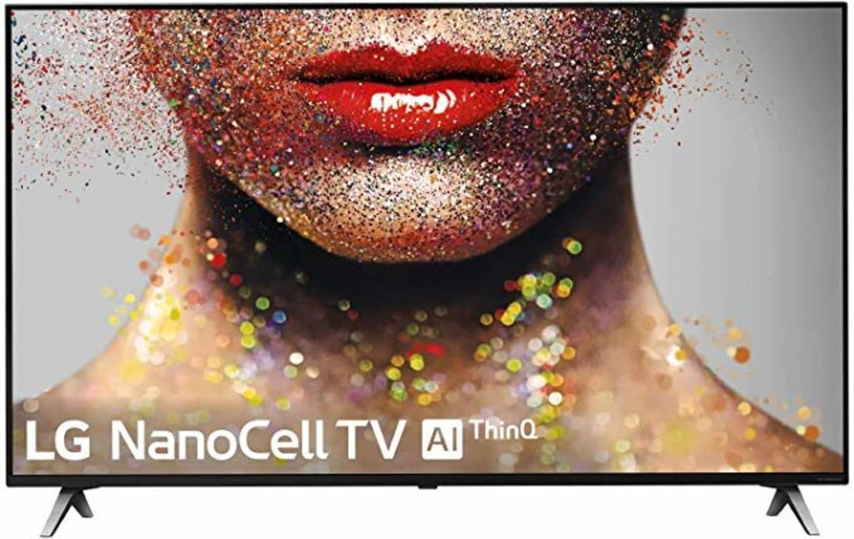 LG NanoCell 4K UHD de 49