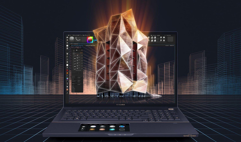 La nueva estación de trabajo de ASUS cuenta con la arquitectura NVIDIA Turing.