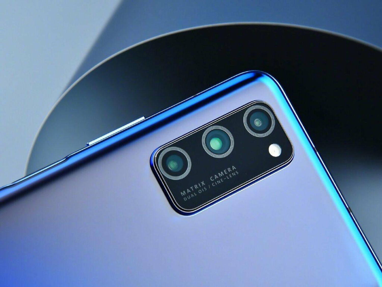 Matrix Camera para unas fotografías un 40% más luminosas.