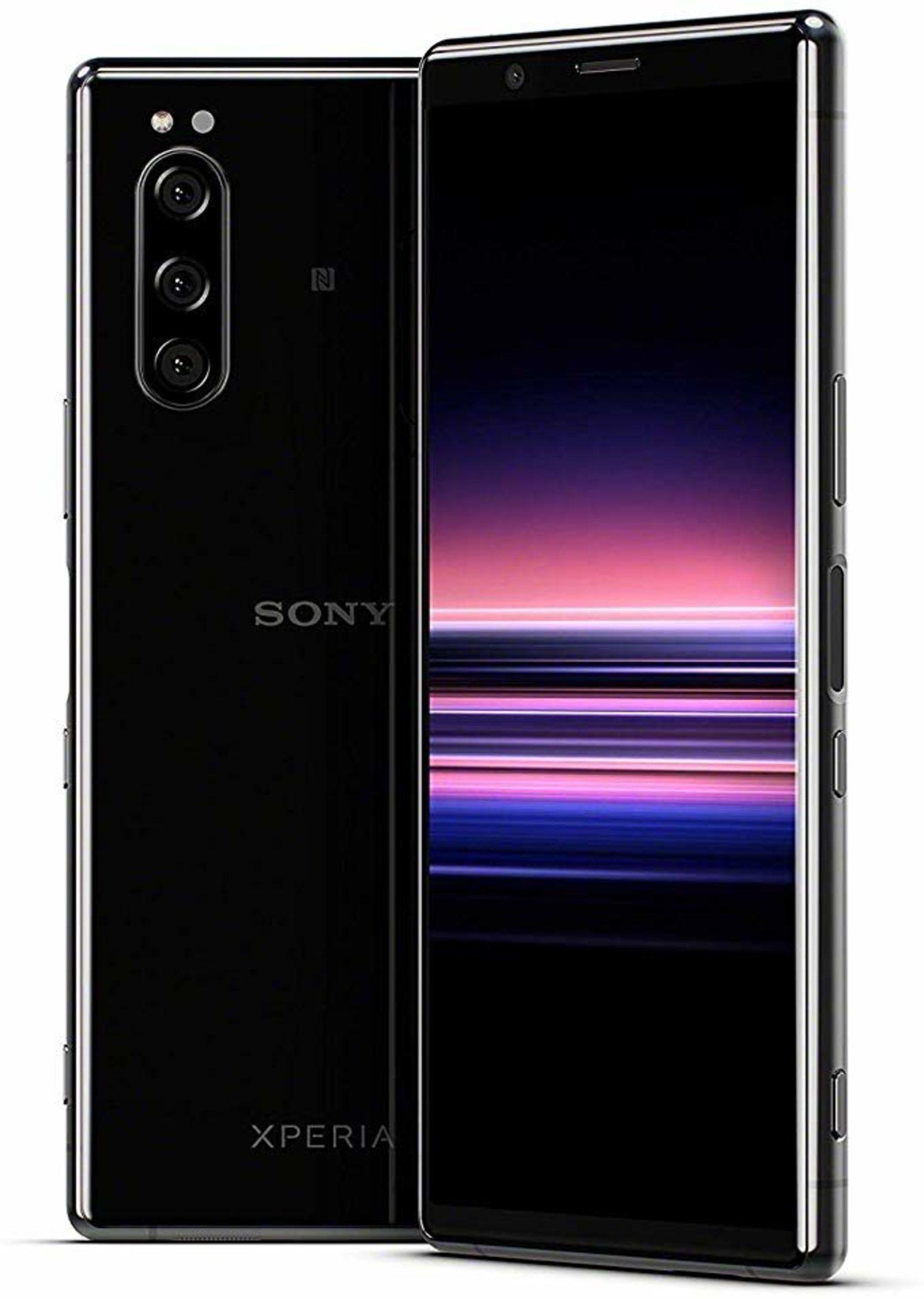 Sony Xperia 5, un gama alta que graba vídeos en 4K.