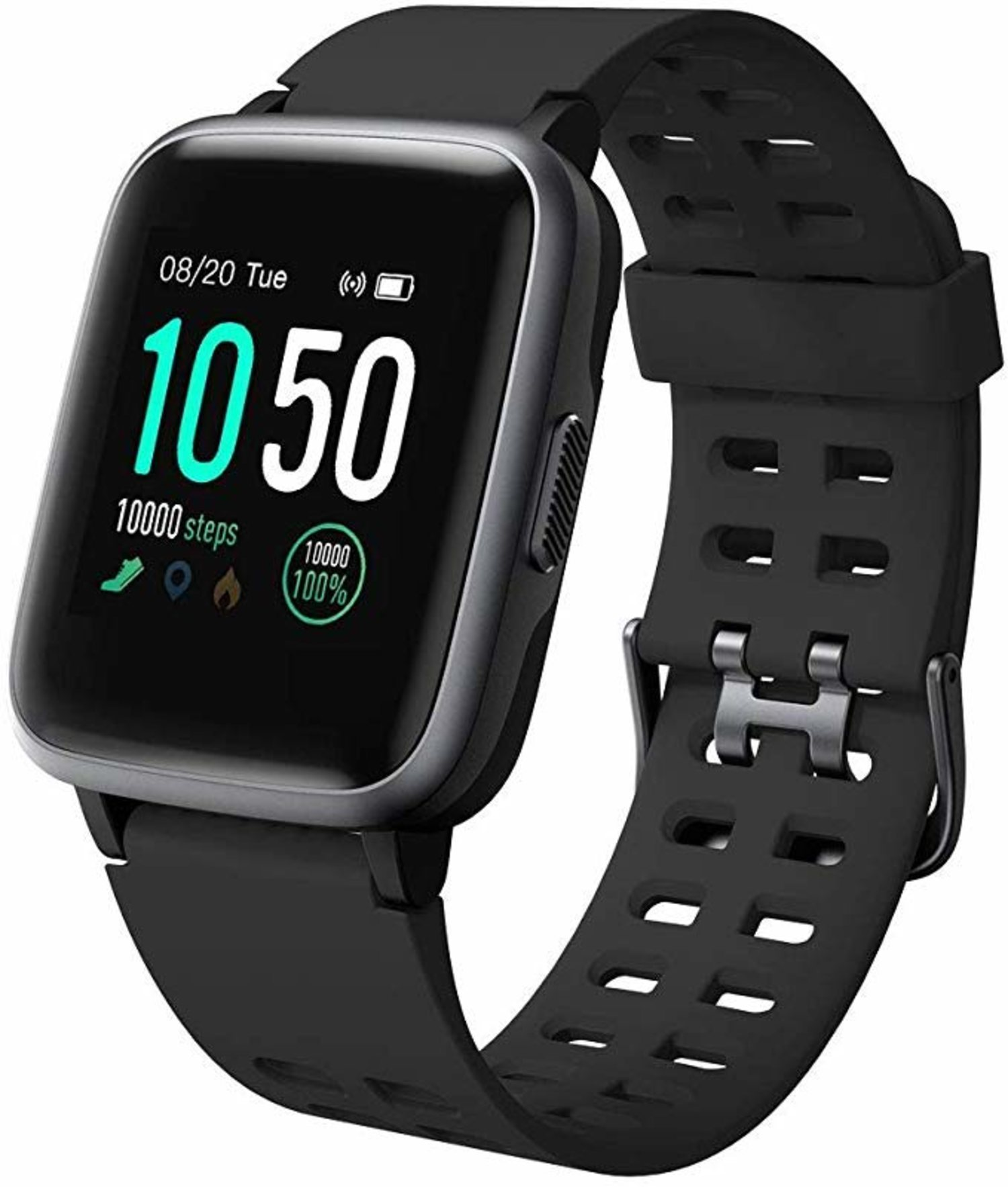 Willful Smartwatch, con batería de larga duración que aguante entre 7 y 10 días.