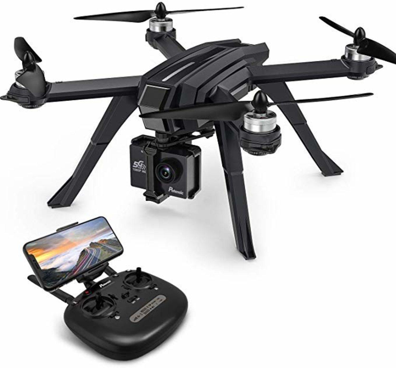 Potensic, el dron que trasmite imagen en directo a tu teléfono en calidad 2K.
