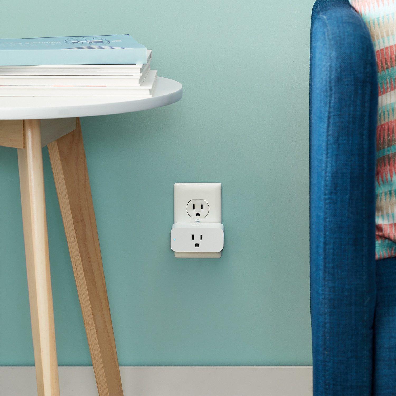 Amazon Smart Plug, el enchufe que hace inteligente cualquier sistema de sonido