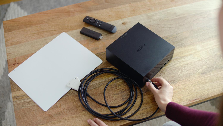 FIRE TV Recast, un rediseño del FireTV que llega con 500GB de almacenamiento