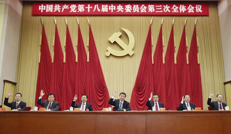 La consigna en el Partido Comunista de China está clara: nada de tecnología extranjera.