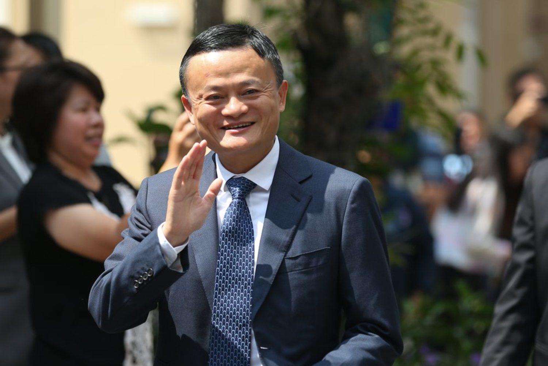 Jack Ma lidera el Alibaba Group desde su fundación.