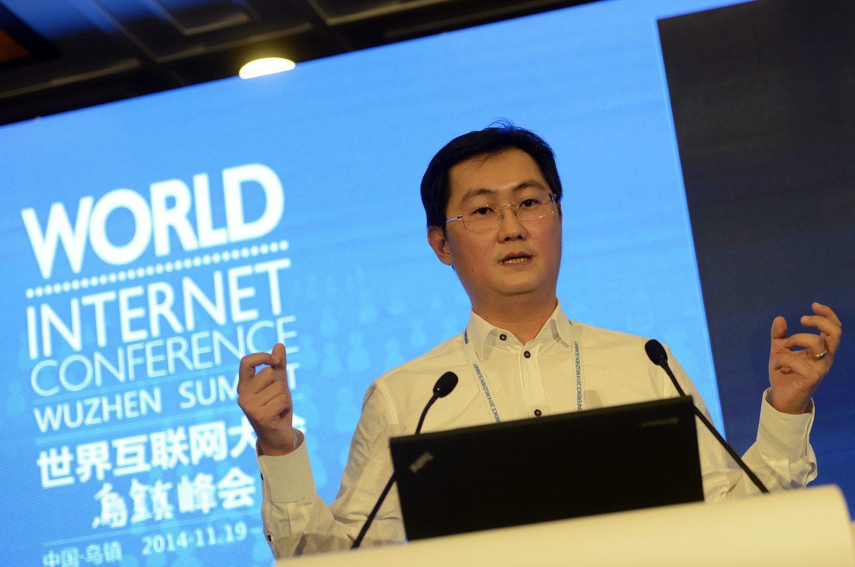 Ma Huateng es actualmente la persona más rica de China.