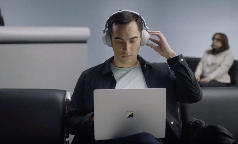 El control de ruido externo, la gran innovación de Microsoft para unos auriculares.