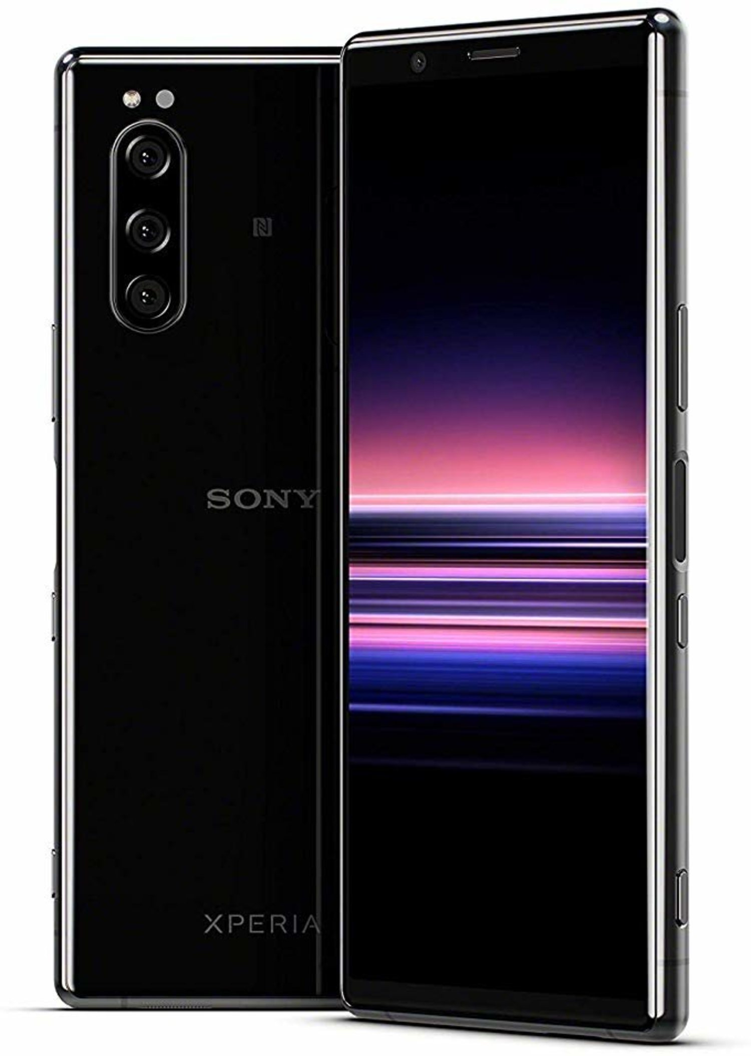 Sony Xperia 5, elegancia y potencia para un móvil con buen apartado fotográfico.