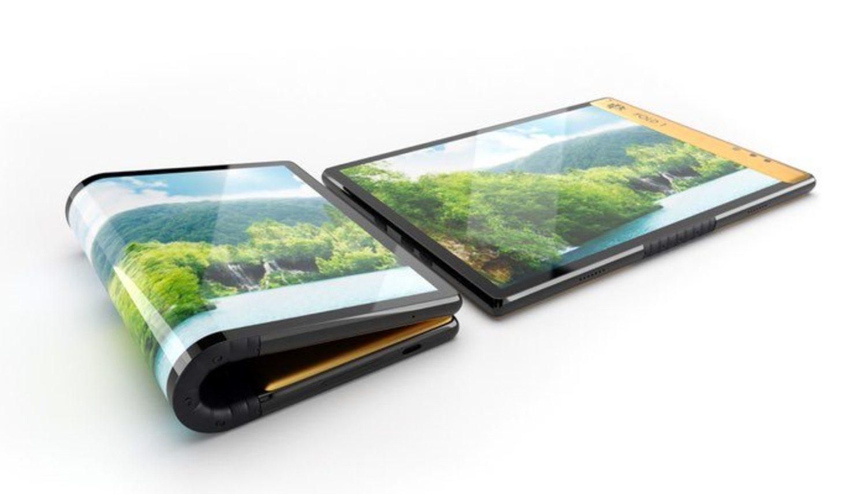 Escobar Fold 1, el nuevo smartphone plegable que pretende