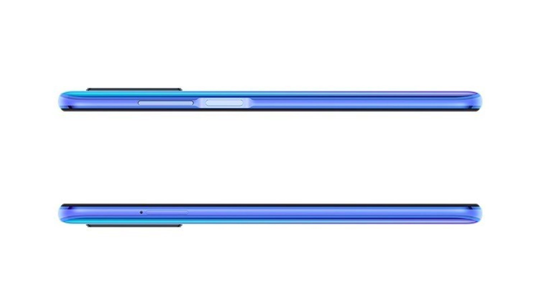Medidas de 165.3 x 76.6 x 8.79 mm para un teléfono delgado y manejable.
