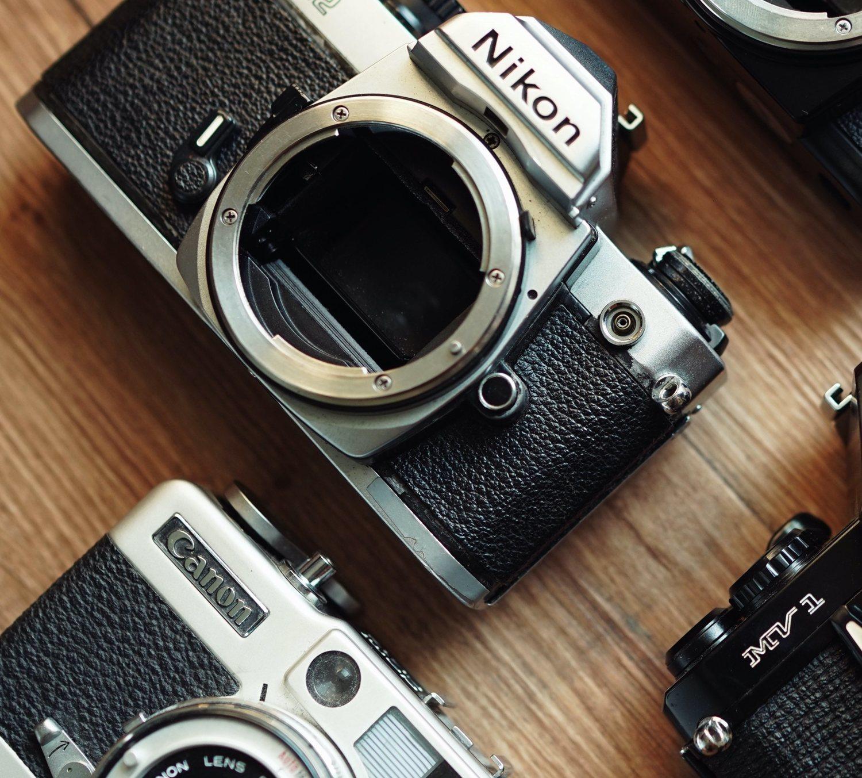 Nikon y Canon ya no dominan el mercado como antaño.