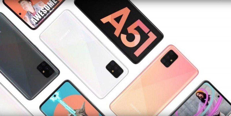 El Galaxy A51 viene para ser uno de los líderes de la gama media alta.