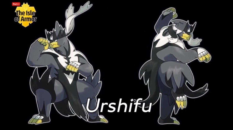 Urshifu, la evolución de Kubfu.