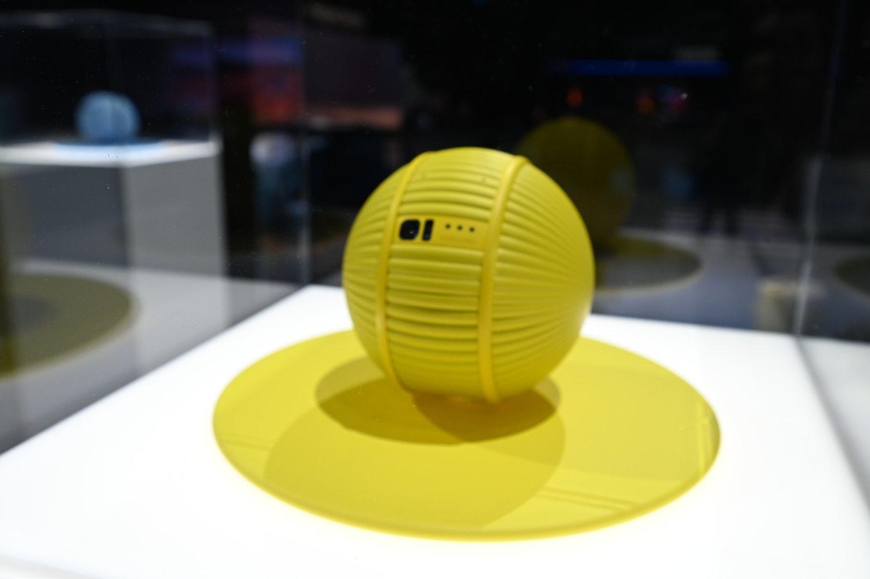 Ballie, esta pelota, interactuará con nosotros y el entorno.