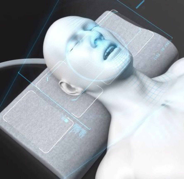 Los 4 airbags buscarán la mejor posición para nuestra cabeza.