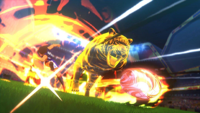 El Tiro del Tigre de Mark Lenders estará en 'Captain Tsubasa: Rise of new Champions'