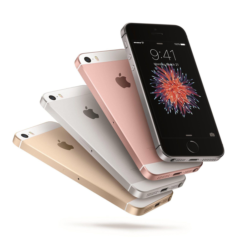 Así era el primer iPhone SE, un dispositivo que apostaba por volver a un diseño antiguo y 4