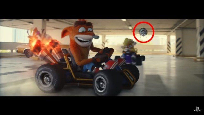 Una nueva máscara de Crash Bandicoot hizo aparición en un trailer promocional de PS4 y posteriormente salieron a la luz muchos rumores sobre un nuevo juego del marsupial.