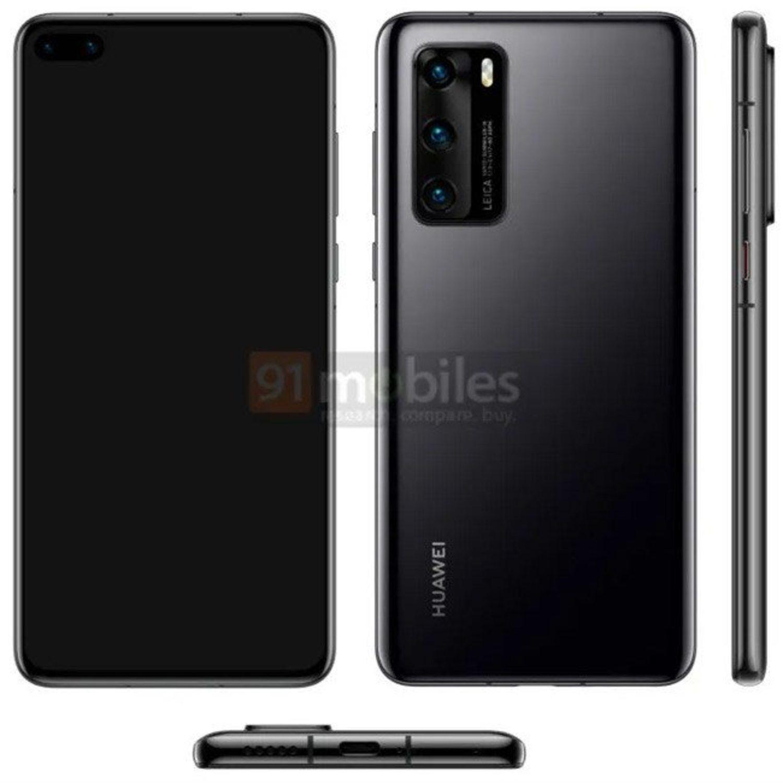 El nuevo Huawei P40 va a ser mostrado en el Mobile World Congress y tampoco traerá los servicios de Google.
