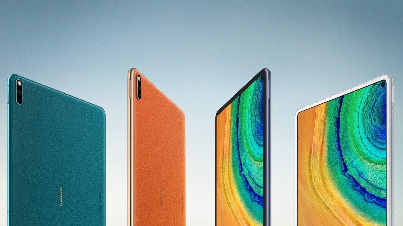 Huawei MatePad Pro llegará al mercado en dos tipos distintos de material de fabricación y cuatro colores.