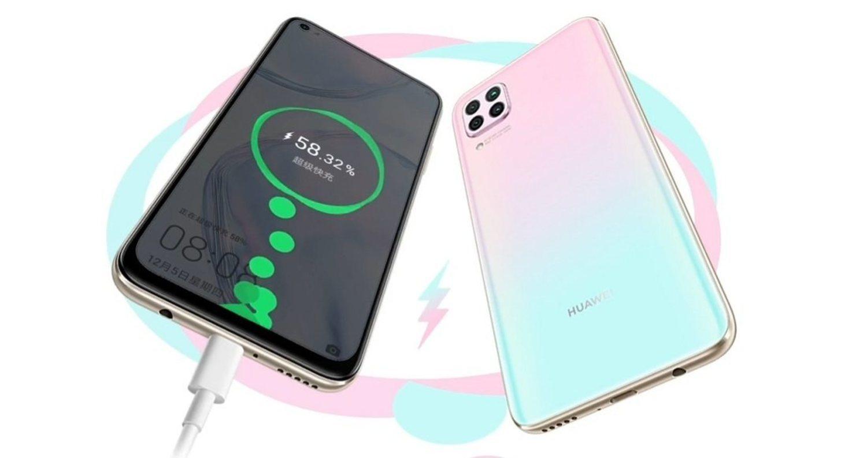 El Huawei P40 Lite tendrá una carga rápida de 40W, superior incluso a dos de los nuevos modelos S20 de Samsung.
