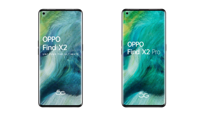 Compatible con 5G, carga rápida de 65 W y el nuevo Snapdragon 865, así son las bestias de Oppo.