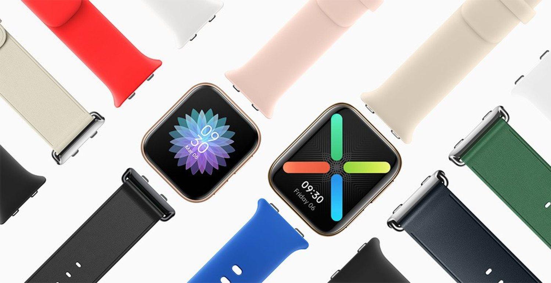 Con un diseño parecido al Apple Watch, tendremos una esfera cuadrada y la posibilidad de cambiar las correas.