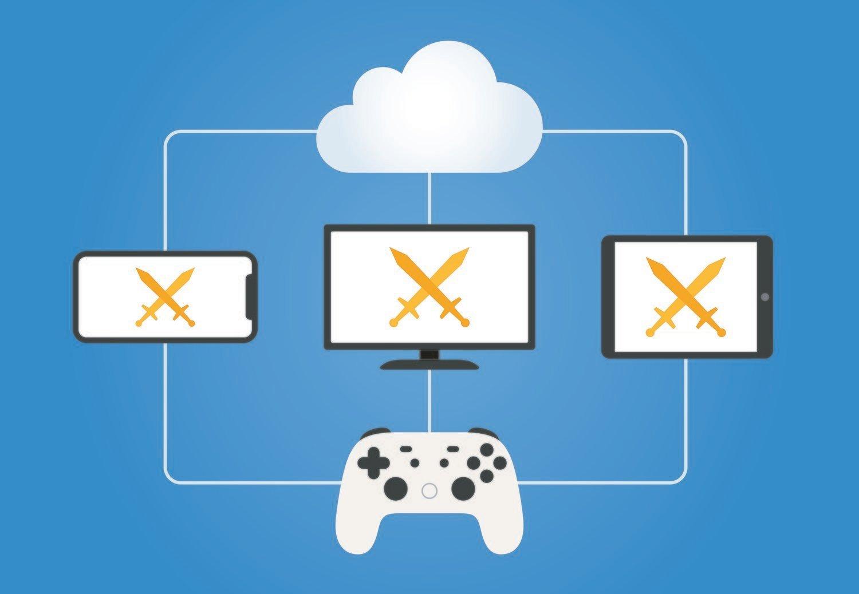 El streaming de videojuegos en la nube es el futuro del gaming.