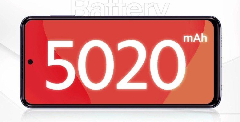 La batería más grande jamás montada en un dispositivo Redmi: 5.020 mAh.